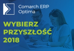 KONFERENCJA COMARCH ERP OPTIMA